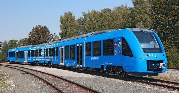 पहली 'जीरो एमिशन' ट्रेन के साथ जर्मनी दुनिया को एक नई राह दिखाने वाला है