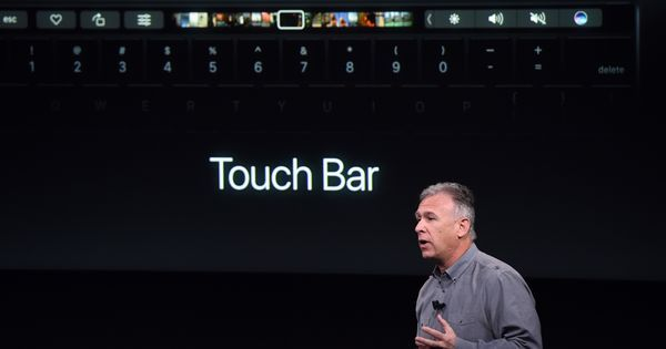 Is Apple's new Touch Bar a breakthrough or just common sense?