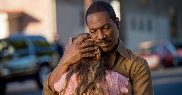 Film review: 'Mr Church' locks up Eddie Murphy and throws away the key