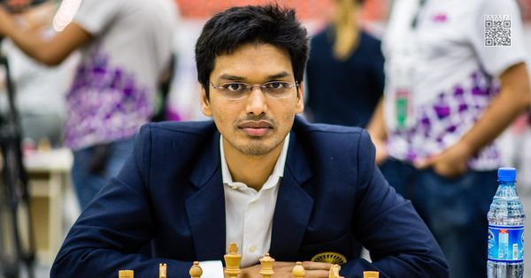 Pentala Harikrishna held to a draw in first round of Biel Chess Festival