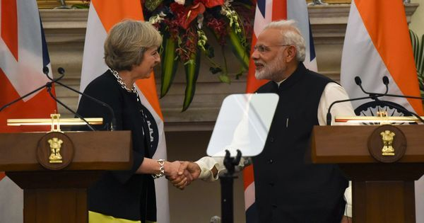 How Brexit put Modi in the driver's seat in negotiations with Theresa May