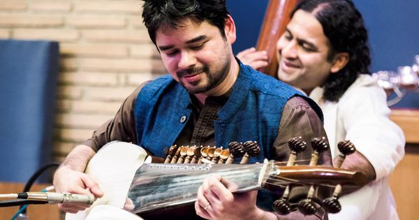 Strings attached: My journey as a modern sarod player