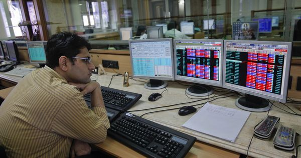 Sensex ends over 250 points down, Nifty slips below 9,300