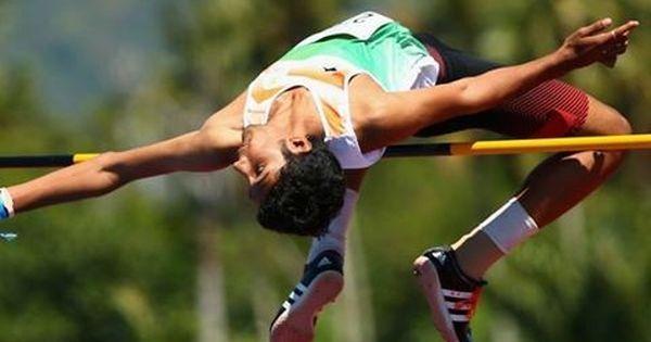 Tejaswin Shankar breaks national high jump record, grabs bronze at Big 12 indoor championships