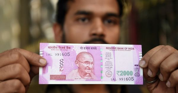 Man responsible for monitoring cash at ATM arrested for 'Children Bank of India' Rs 2,000 notes
