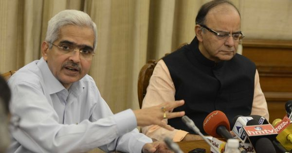 No plans to introduce Rs 1,000 notes, focus on supply of Rs 500 notes: Shaktikanta Das