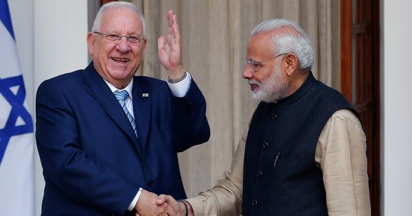 India, Israel vow to fight against the global challenge of terrorism