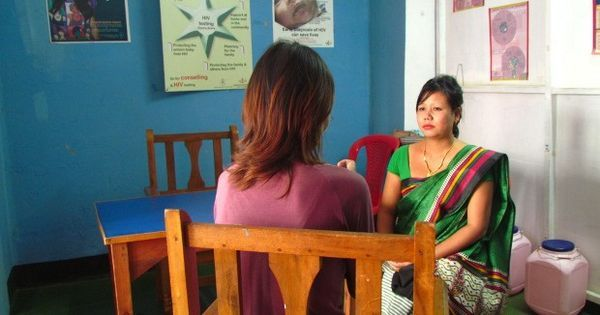 Great highs and astounding lows: The drug problem among Manipuri women