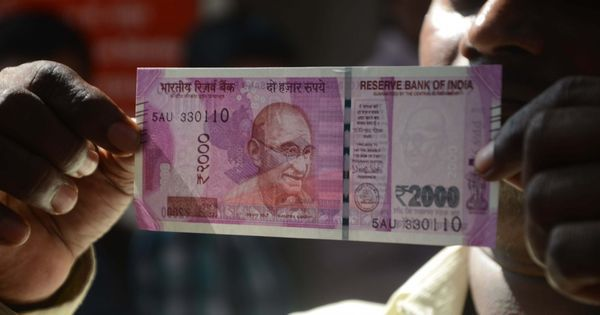 Madhya Pradesh: Rs 2,000 notes without Gandhi's image cause panic, bank says they are genuine