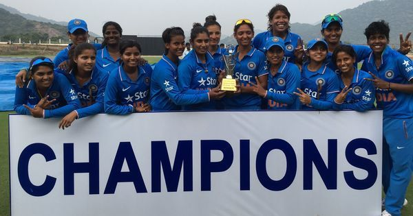 Indian women's team beats West Indies in final ODI to sweep series 3-0