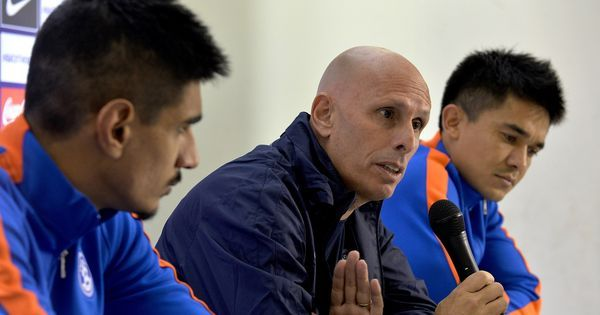 Tri-series against Mauritius, St Kitts will benefit Indian football team, feels Stephen Constantine