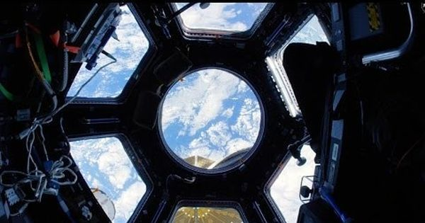 This video is the nearest you will come to floating through the International Space Station