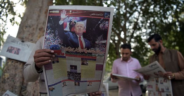 What explains Donald Trump's angry tweet threatening to cut off aid to Pakistan?