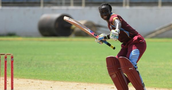'I really wanted to sit in a plane': West Indies' Stafanie Taylor on why she became a cricketer