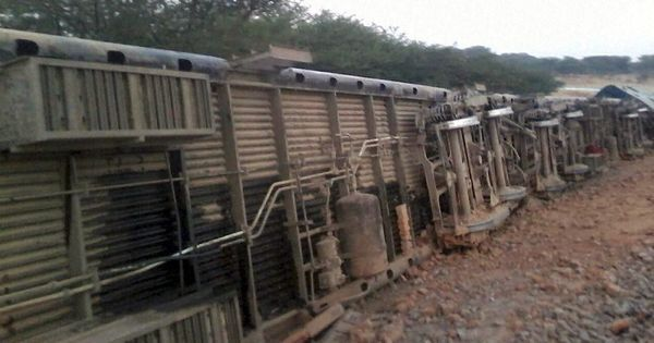 At least 12 injured as Bhatinda-Jodhpur train derails in Rajasthan
