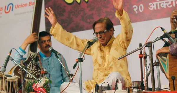 Babanrao Haldankar: The Agra gharana loses one of its most forceful voices