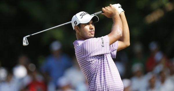 Golf: Gaganjeet Bhullar tied sixth at halfway stage of Andalucia Masters