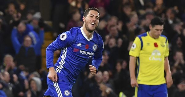 Back from the dead, Eden Hazard is unplayable on his day – and the days are coming frequently
