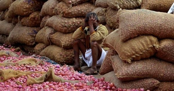 Wholesale inflation rose to 3.93% in November due to high vegetable prices