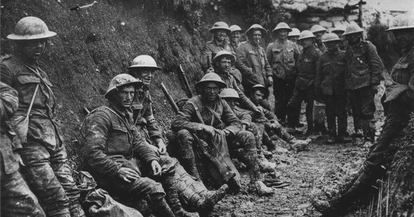 The bite of conflict: World War I was hard on soldiers' teeth