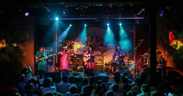 Kabir meets Bob Marley: The Mumbai band singing poetry set to Jamaican beats