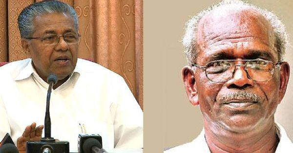 With Kerala cabinet shuffle, chief minister  Vijayan shows he's the boss
