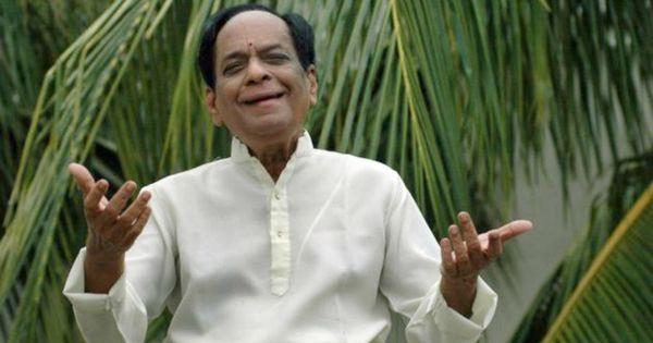 Balamurali Krishna: The child prodigy who broke the status quo in Carnatic music