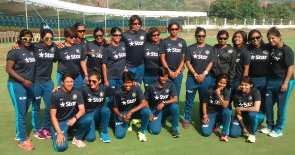 India drawn with Sri Lanka for 2017 ICC Women's World Cup qualifiers
