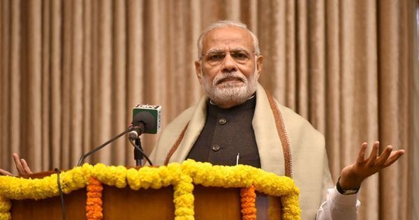 Modi is wrong – his government did change the law on foreign funding of political parties