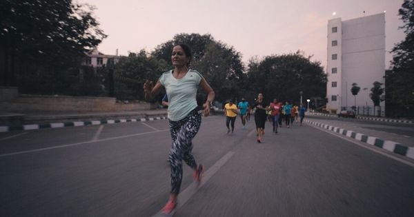 Run, woman, run! Documentary 'Limitless' encourages women to sprint past their challenges