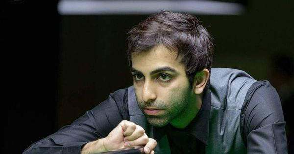 Pankaj Advani enters round of 32 at World Snooker Championships