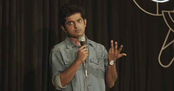 Watch: This comedy artist perfectly captures the experience of using toilets on Indian trains
