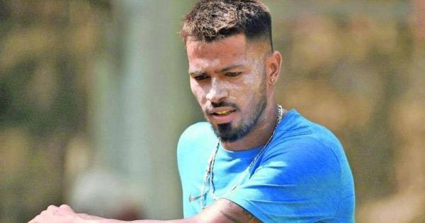 'From a fake account': Hardik Pandya distances himself from tweet denigrating Dr Ambedkar