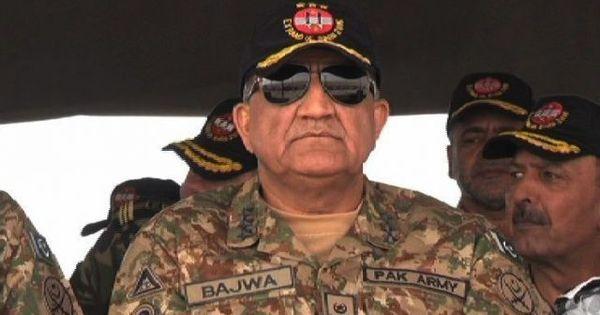 'पाकिस्तान के सैन्य अधिकारियों को भारतीय लोकतंत्र से सीखना चाहिए' : कमर जावेद बाजवा