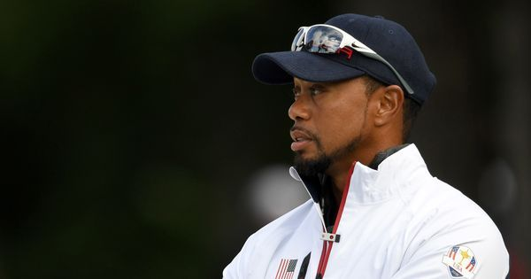 Tiger Woods arrested on suspicion of drunk driving