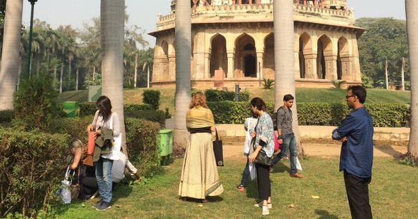 From Lodhi Garden to your dining table: Foraging for food in New Delhi