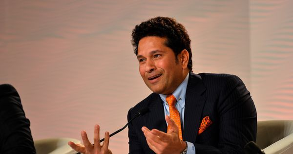A Chennai waiter advised me about my elbow guard – and he was '100% right': Sachin Tendulkar