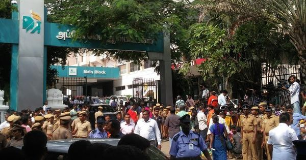 All CCTV cameras at Apollo were turned off during Jayalalithaa's stay, says hospital chairperson