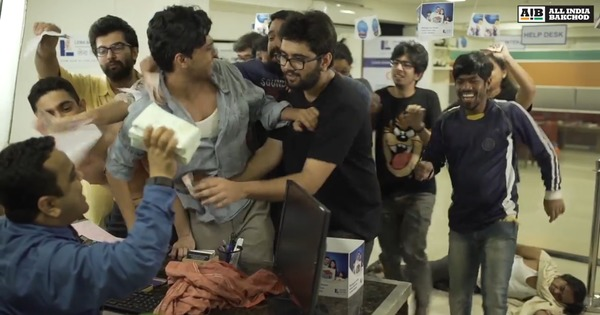 Watch this hilarious AIB video on demonetisation if you are standing in line at the bank...or not