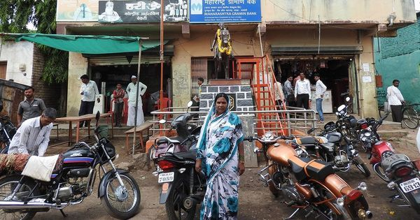 When a Dalit sarpanch in Maharashtra won the chair, but lost the table