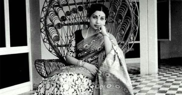 On social media, a flood of old photos recalls Jayalalithaa's greatest moments in film and politics