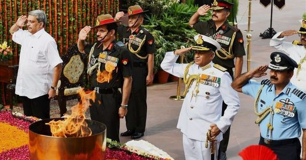Modi government said to be considering a new military position – chief of defence staff