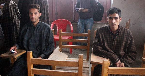 Exams are over in Kashmir, but a summer of unrest has left empty seats in classrooms