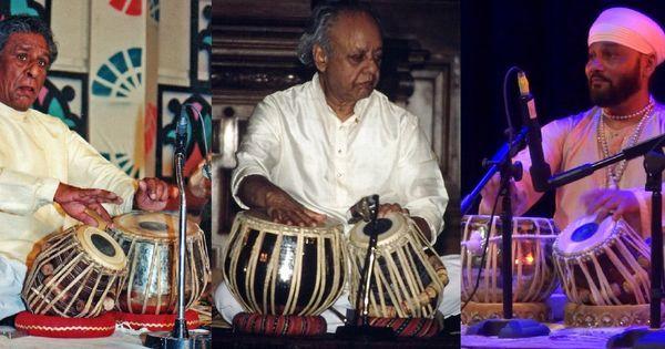 Listen: Alla Rakha, Zakir Hussein and others display the versatility of the Punjab gharana