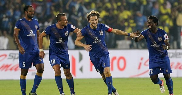In photos: The best moments from the ISL 2016 group stage