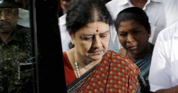With Sasikala at its helm, the AIADMK enters a period of uncertainty