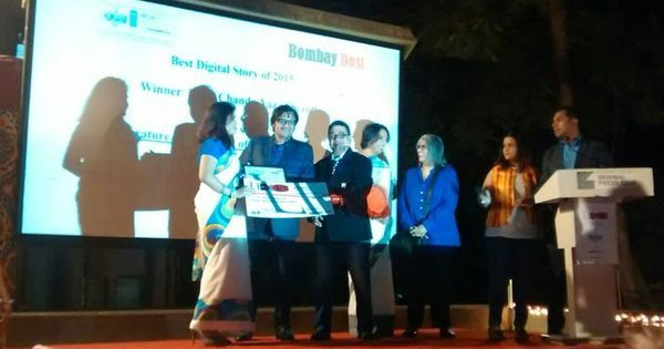 Scroll.in contributor Urmi Chanda-Vaz wins Likho Award for Excellence in Media