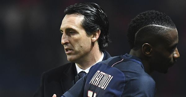 PSG president gives Emery full backing after topsy-turvy season