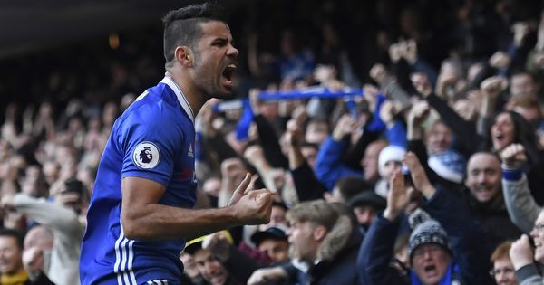 'I got a message from Conte that I am not part of his plans,' says Diego Costa