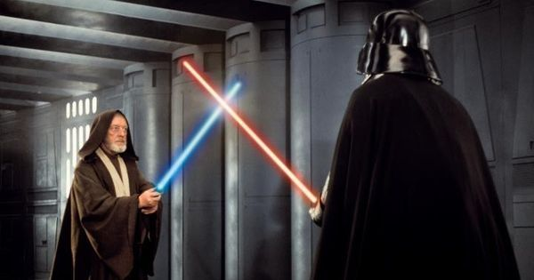 Video: What are lightsabers made of? The answer could be in their colour